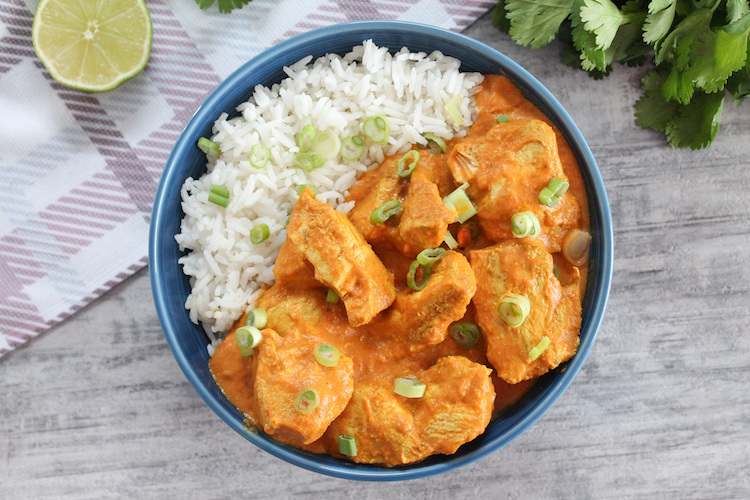 Instant Pot Chicken Tikka Masala