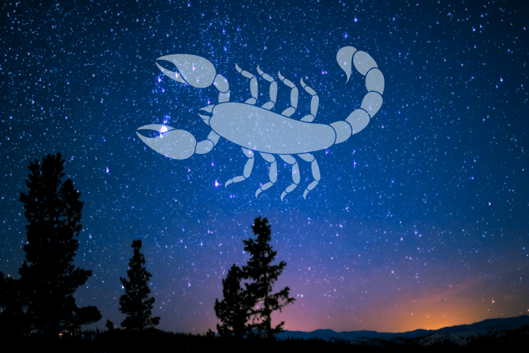 New Moon In Scorpio 2018