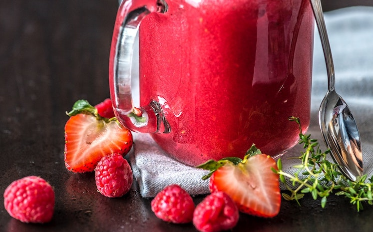 Root Chakra Smoothie
